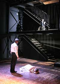 La Tempestad de William Shakespere en el Teatro de la Universidad