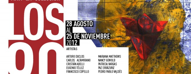  El Museo de Artes Visuales (MAVI) presenta entre el 28 de...